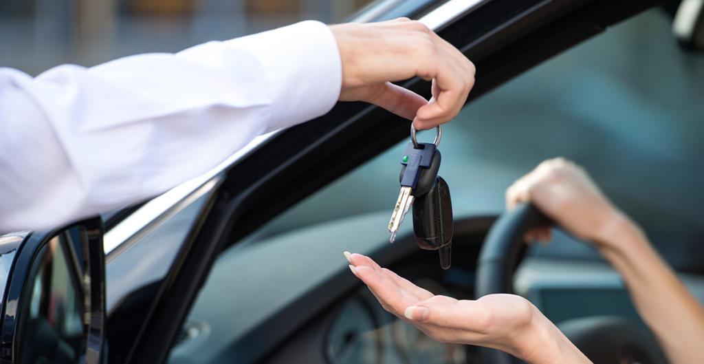 mašīnas atslēgas